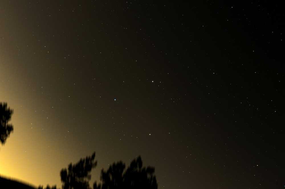 MARS, SATURN AND SPICA CONJUNCTION - Orange County Astronomers